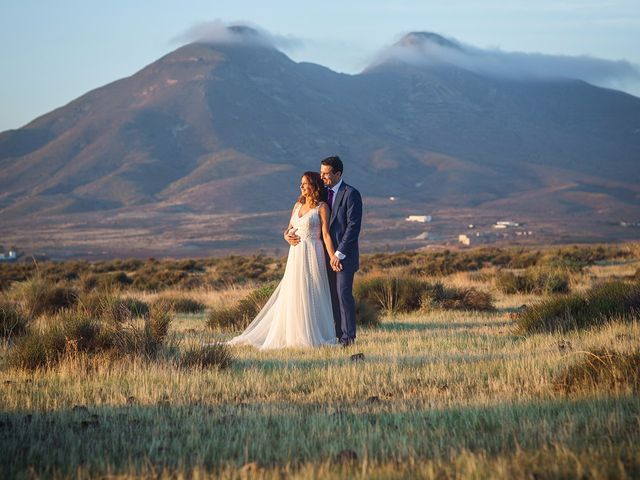 La boda de Maria y Juanma en San Jose, Almería 27