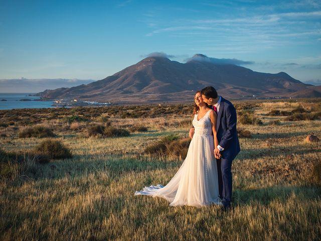 La boda de Maria y Juanma en San Jose, Almería 30