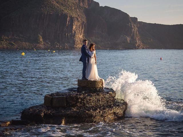 La boda de Maria y Juanma en San Jose, Almería 1