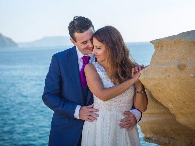 La boda de Maria y Juanma en San Jose, Almería 33
