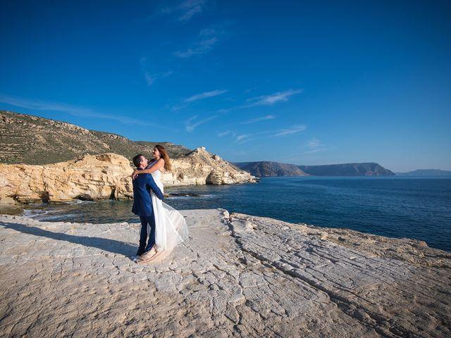 La boda de Maria y Juanma en San Jose, Almería 34