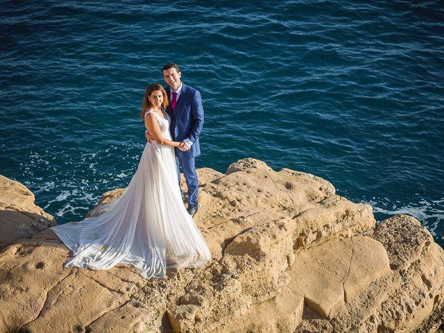 La boda de Maria y Juanma en San Jose, Almería 35