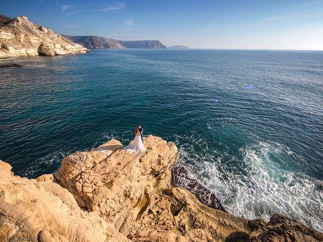 La boda de Maria y Juanma en San Jose, Almería 36
