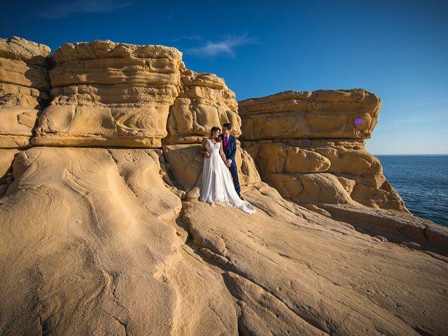 La boda de Maria y Juanma en San Jose, Almería 37