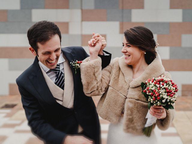 La boda de Eloy y Inma en Ciudad Real, Ciudad Real 33