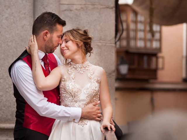 La boda de Pedro y Miriam