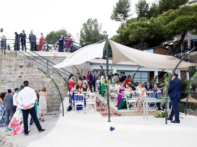La boda de Jose y Cris en Illetas, Islas Baleares 2