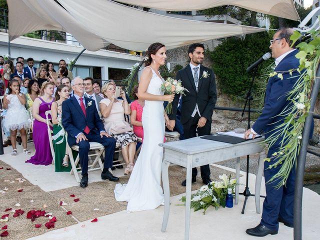 La boda de Jose y Cris en Illetas, Islas Baleares 5