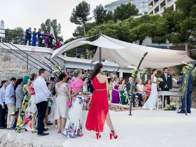 La boda de Jose y Cris en Illetas, Islas Baleares 6