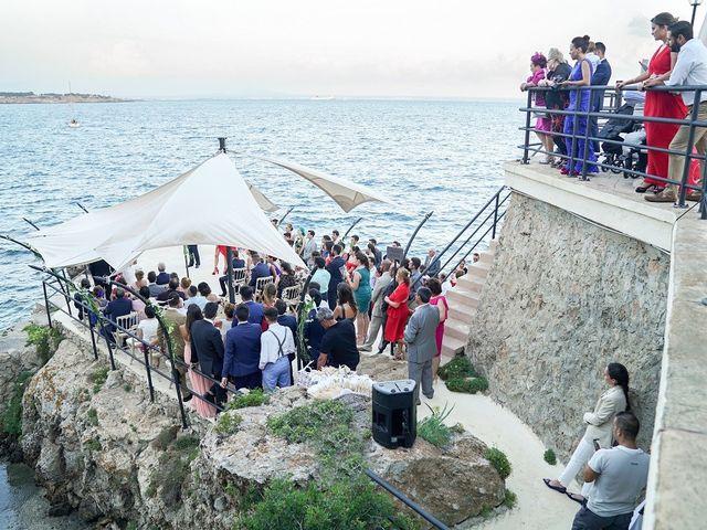 La boda de Jose y Cris en Illetas, Islas Baleares 1