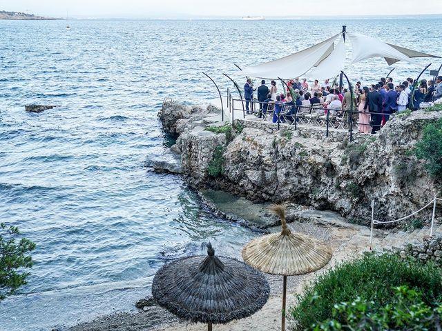 La boda de Jose y Cris en Illetas, Islas Baleares 7