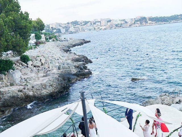 La boda de Jose y Cris en Illetas, Islas Baleares 9