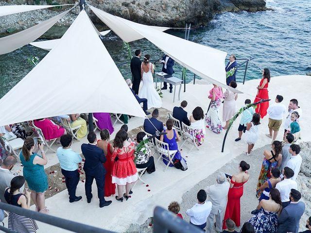 La boda de Jose y Cris en Illetas, Islas Baleares 10