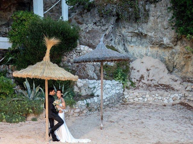 La boda de Jose y Cris en Illetas, Islas Baleares 12