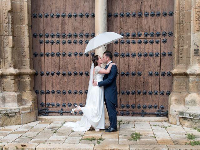 La boda de Anastasia y Javier