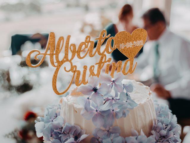 La boda de Alberto y Cristina en Gijón, Asturias 41
