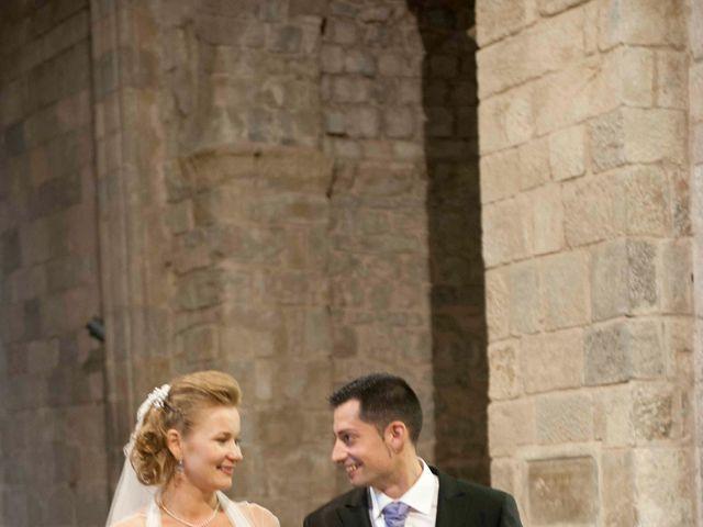 La boda de Aleix y Ewelina en Vilabertran, Girona 23