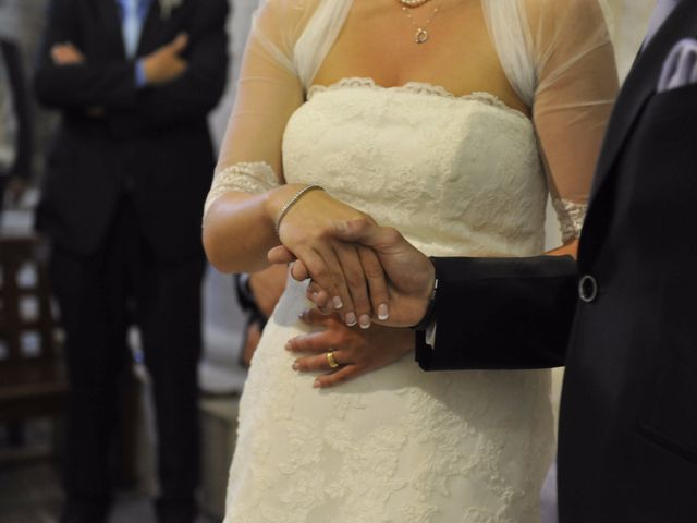La boda de Aleix y Ewelina en Vilabertran, Girona 25
