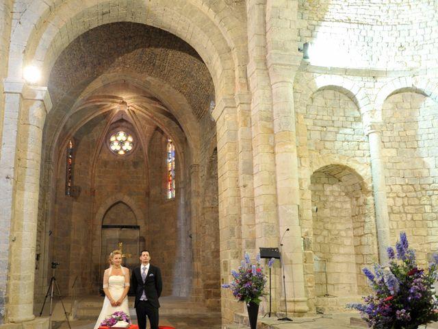 La boda de Aleix y Ewelina en Vilabertran, Girona 26