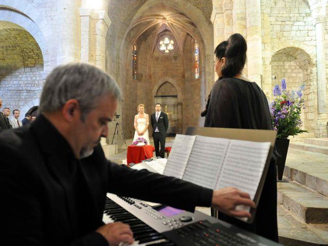 La boda de Aleix y Ewelina en Vilabertran, Girona 27