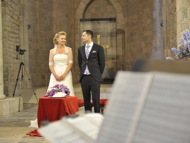 La boda de Aleix y Ewelina en Vilabertran, Girona 28