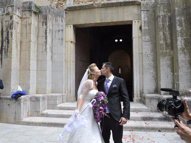 La boda de Aleix y Ewelina en Vilabertran, Girona 30