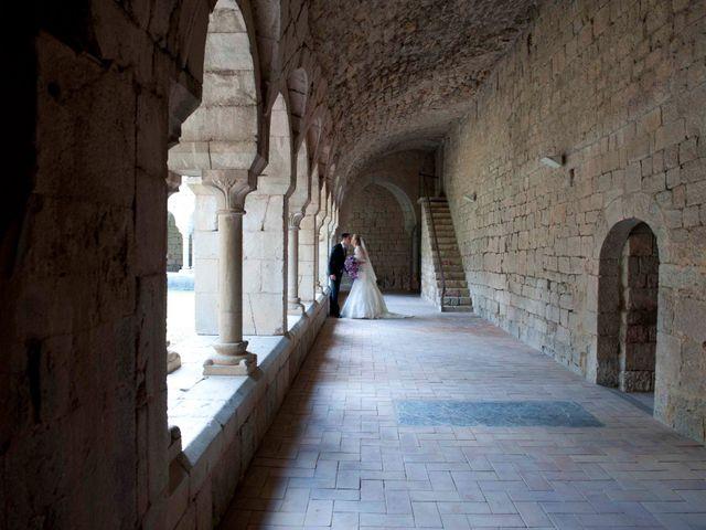La boda de Aleix y Ewelina en Vilabertran, Girona 33