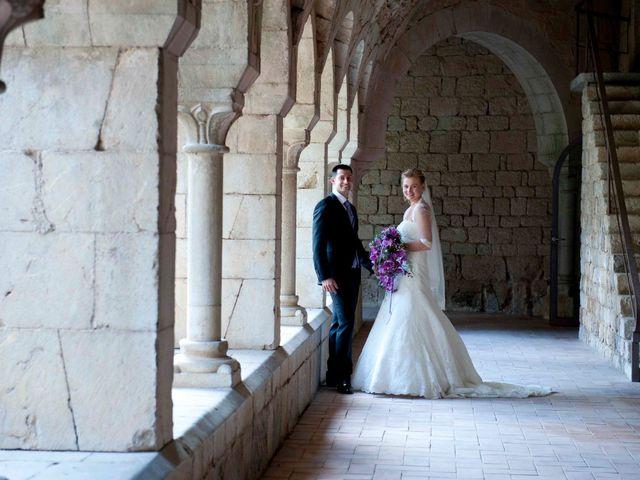 La boda de Aleix y Ewelina en Vilabertran, Girona 34
