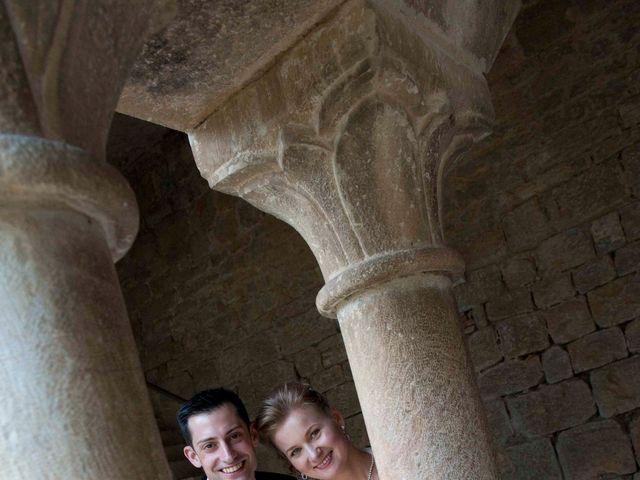 La boda de Aleix y Ewelina en Vilabertran, Girona 35