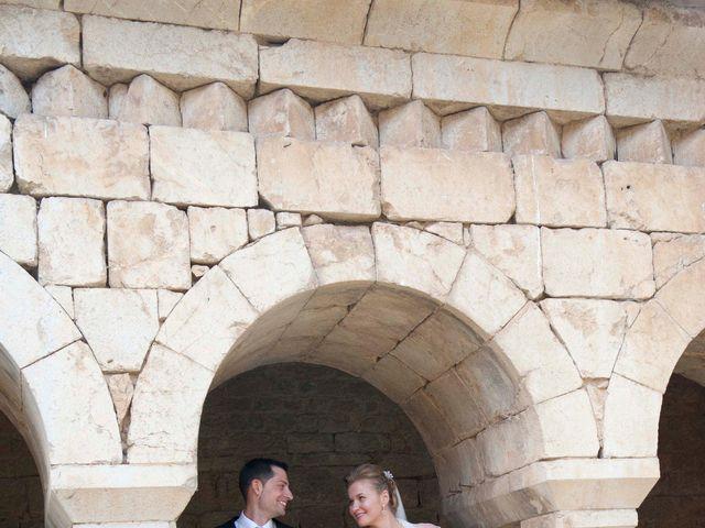 La boda de Aleix y Ewelina en Vilabertran, Girona 36