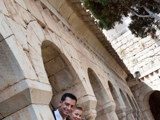 La boda de Aleix y Ewelina en Vilabertran, Girona 37