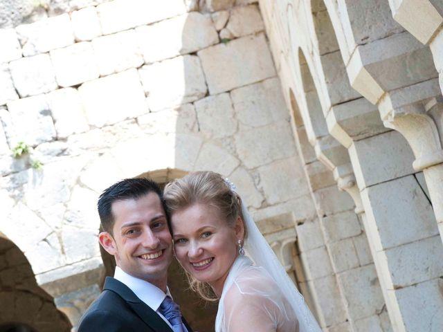 La boda de Aleix y Ewelina en Vilabertran, Girona 40