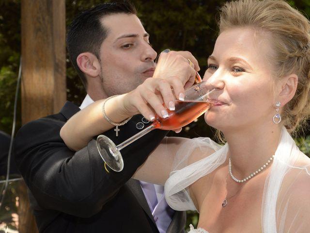 La boda de Aleix y Ewelina en Vilabertran, Girona 42