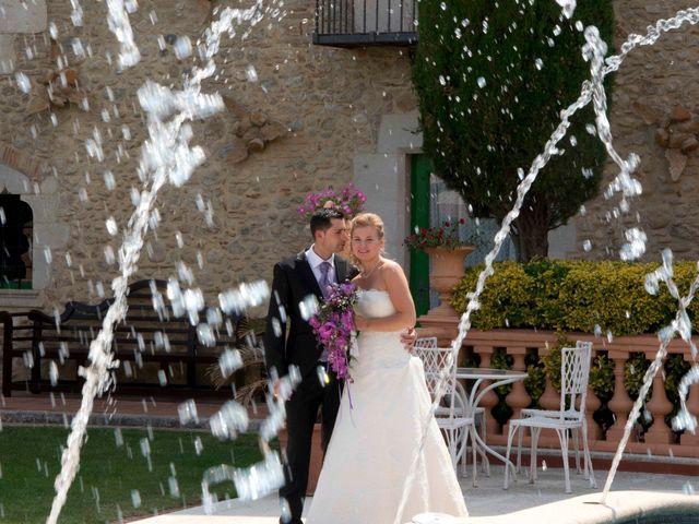 La boda de Aleix y Ewelina en Vilabertran, Girona 43