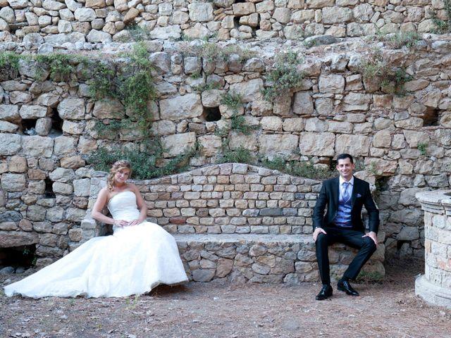 La boda de Aleix y Ewelina en Vilabertran, Girona 52