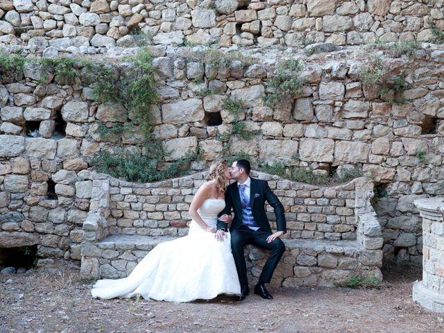 La boda de Aleix y Ewelina en Vilabertran, Girona 54