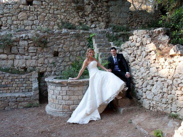 La boda de Aleix y Ewelina en Vilabertran, Girona 55