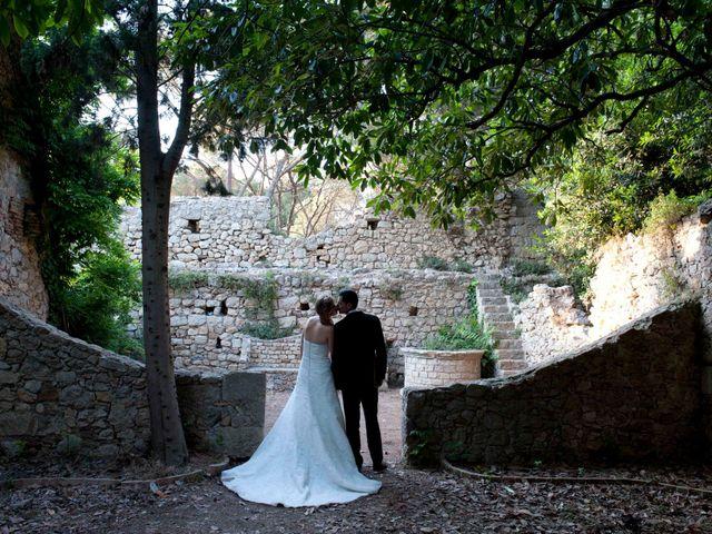 La boda de Aleix y Ewelina en Vilabertran, Girona 56