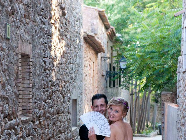 La boda de Aleix y Ewelina en Vilabertran, Girona 57