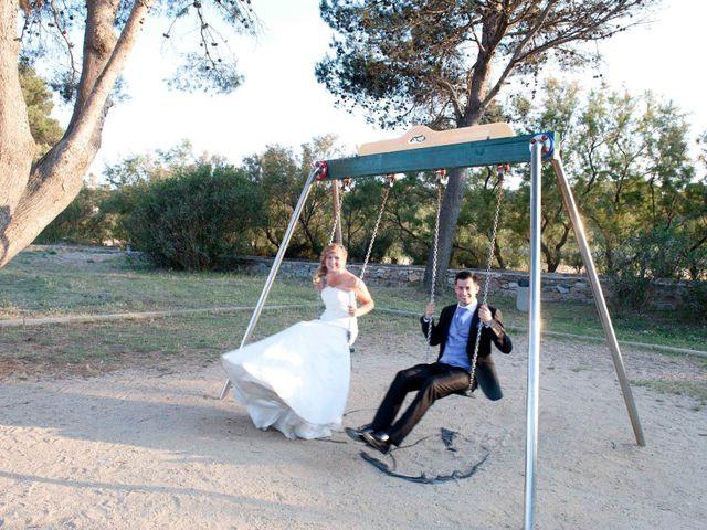 La boda de Aleix y Ewelina en Vilabertran, Girona 60