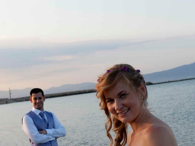 La boda de Aleix y Ewelina en Vilabertran, Girona 70