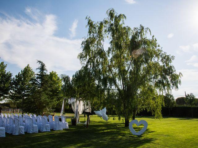 La boda de Alejandro y Marina en Hornillos De Eresma, Valladolid 9