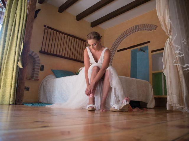 La boda de Alejandro y Marina en Hornillos De Eresma, Valladolid 10