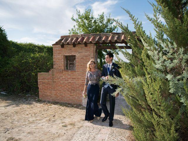 La boda de Alejandro y Marina en Hornillos De Eresma, Valladolid 14