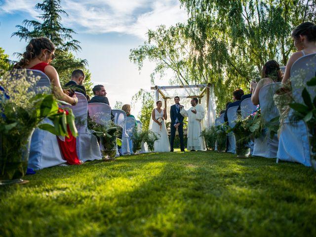 La boda de Alejandro y Marina en Hornillos De Eresma, Valladolid 16