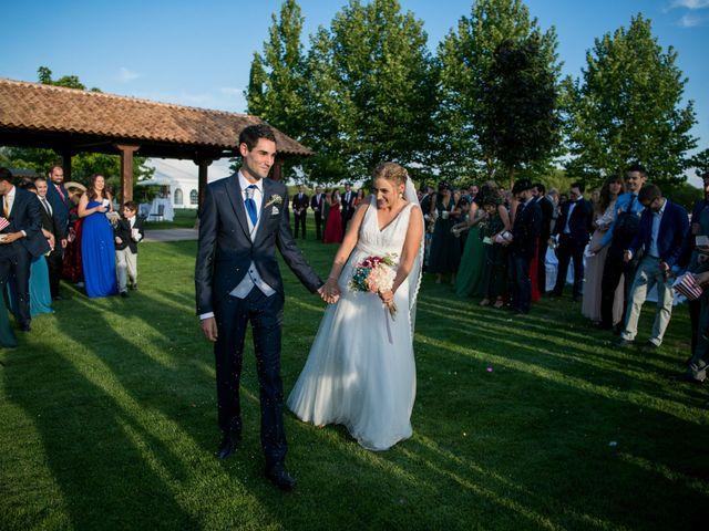 La boda de Alejandro y Marina en Hornillos De Eresma, Valladolid 18