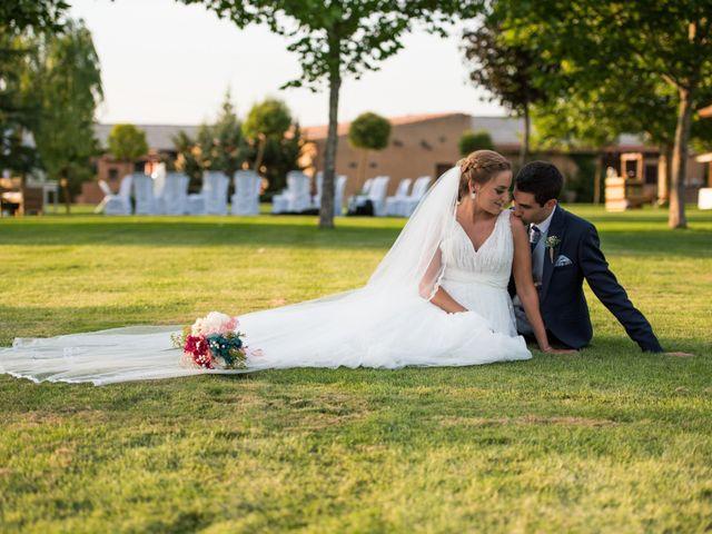 La boda de Alejandro y Marina en Hornillos De Eresma, Valladolid 20