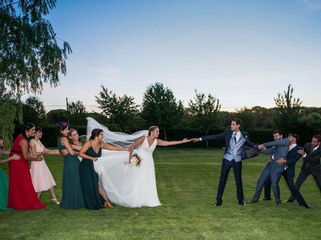 La boda de Alejandro y Marina en Hornillos De Eresma, Valladolid 21