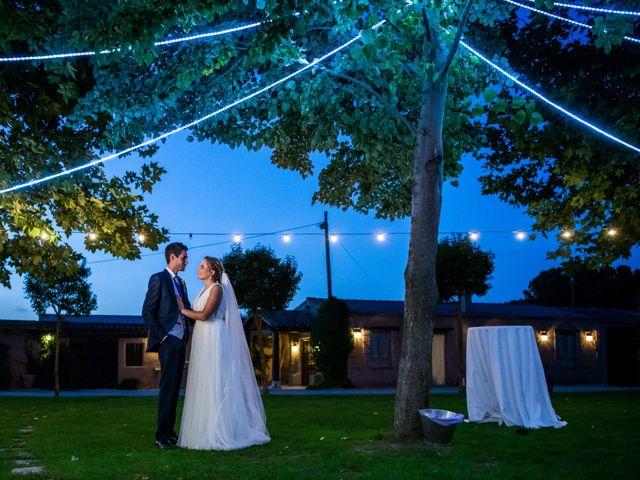 La boda de Alejandro y Marina en Hornillos De Eresma, Valladolid 22