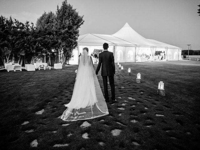 La boda de Alejandro y Marina en Hornillos De Eresma, Valladolid 24